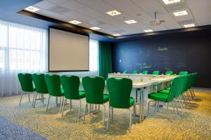 Park Inn by Radisson Amsterdam Airport Schiphol, Hotely  Schiphol - big - 21