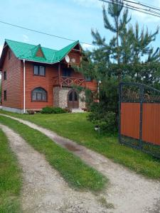 Оздоровительный центр Шовкова косиця, Микуличин
