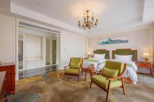 Yuyao Teckon Ciel Hotel (Yuyao Wanda Plaza store), Отели  Yuyao - big - 35