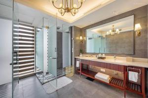 Yuyao Teckon Ciel Hotel (Yuyao Wanda Plaza store), Отели  Yuyao - big - 30