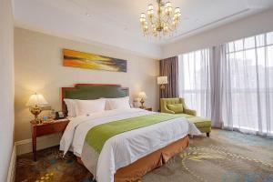 Yuyao Teckon Ciel Hotel (Yuyao Wanda Plaza store), Отели  Yuyao - big - 25
