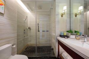 Yuyao Teckon Ciel Hotel (Yuyao Wanda Plaza store), Отели  Yuyao - big - 5