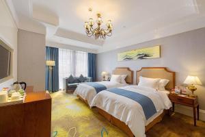 Yuyao Teckon Ciel Hotel (Yuyao Wanda Plaza store), Отели  Yuyao - big - 33