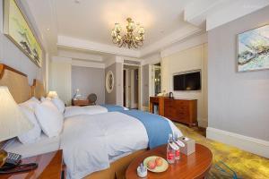 Yuyao Teckon Ciel Hotel (Yuyao Wanda Plaza store), Отели  Yuyao - big - 40