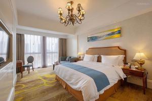 Yuyao Teckon Ciel Hotel (Yuyao Wanda Plaza store), Отели  Yuyao - big - 39
