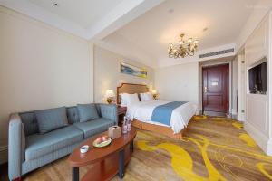 Yuyao Teckon Ciel Hotel (Yuyao Wanda Plaza store), Отели  Yuyao - big - 37