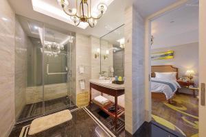 Yuyao Teckon Ciel Hotel (Yuyao Wanda Plaza store), Отели  Yuyao - big - 6