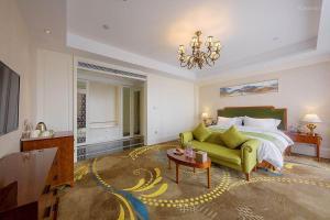 Yuyao Teckon Ciel Hotel (Yuyao Wanda Plaza store), Отели  Yuyao - big - 12