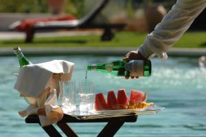 Relais Villa San Martino, Hotely  Martina Franca - big - 49