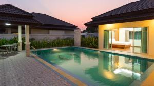 Unique Pool Villa