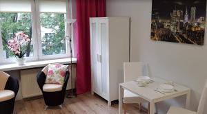 Apartament w centrum Warszawy II