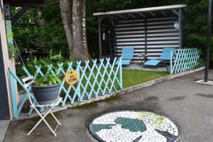 Location gîte, chambres d'hotes Gite le GINKGO 50 M2 dans le département Territoire de Belfort 90