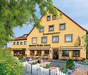 Gasthof Weißes Lamm - Katzwang