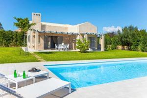 Accommodation in Parnassos