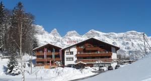 Sporthotel Restaurant Knobelboden, Hotel  Oberterzen - big - 8