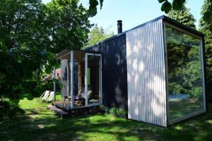 Cosy Cabin Deurle, a unique Tiny House