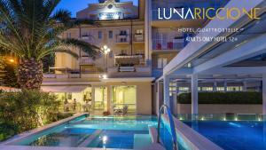Hotel Luna Riccione e Aqua Spa Only Adults +12 - AbcAlberghi.com