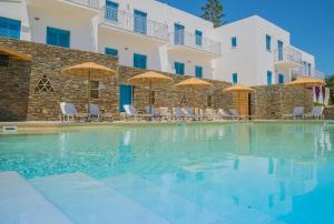 Ostria Hotel & Apartments Andros Greece