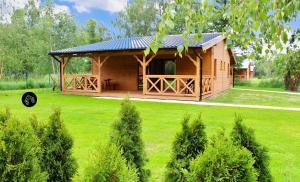 Domki w Lipnicy