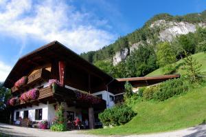 Accommodation in Schwoich