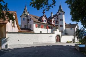 Romantik Restaurant Schloss Weinstein - Hotel - Marbach St Gallen