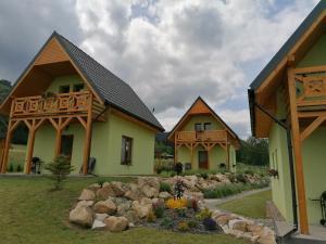 Domki pod Derkaczem
