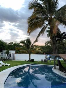Hermosa y amplia casa en Xochitepec, Villen  Chiconcuac - big - 5