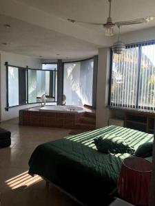 Hermosa y amplia casa en Xochitepec, Villen  Chiconcuac - big - 4