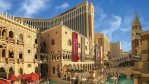 The Venetian Resort Hotel & Ca..