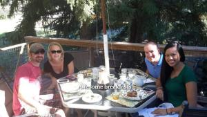 Creek Side Bed and Breakfast - Accommodation - Cedaredge