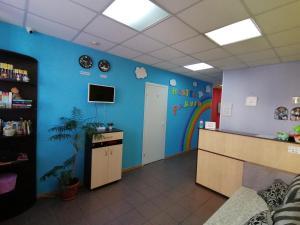 Хостел Радуга на Крауля - 2 этаж