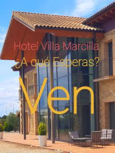 Accommodation in Marcilla