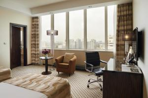 Crowne Plaza Moscow World Trade Centre (12 of 128)