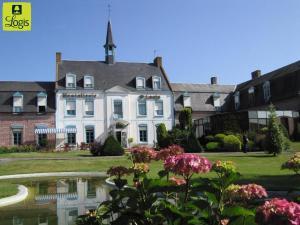 Location gîte, chambres d'hotes Logis Hostellerie Saint Louis dans le département Nord 59