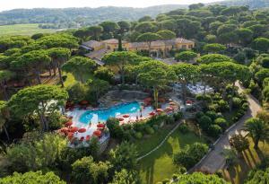 Location gîte, chambres d'hotes Hôtel Villa Marie Saint Tropez dans le département Var 83