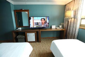 Prime Tourist Hotel, Hotels  Busan - big - 9