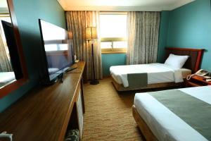 Prime Tourist Hotel, Hotels  Busan - big - 15