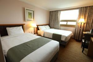 Prime Tourist Hotel, Hotels  Busan - big - 14