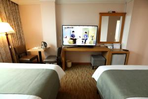 Prime Tourist Hotel, Hotels  Busan - big - 13