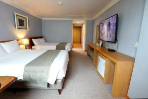 Prime Tourist Hotel, Hotels  Busan - big - 22