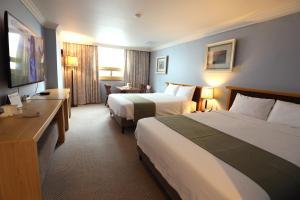 Prime Tourist Hotel, Hotels  Busan - big - 23