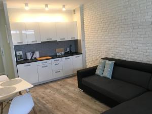 Apartament Silence Baltic White
