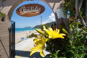 Dandidis Seaside Pension, Агиос-Гордиос