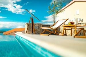 Luxury Villa Allen with Pool