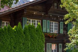 OldSwissHome - Hotel - Matten