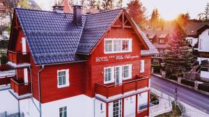 Hotel Willa Odkrywców - Szklarska Poreba