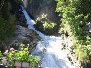 Pension St.Leonhard, Bed & Breakfast  Bad Gastein - big - 24