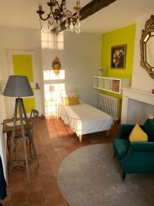 Le Gîte de Garbay, Отели типа «постель и завтрак»  Margouët-Meymès - big - 2