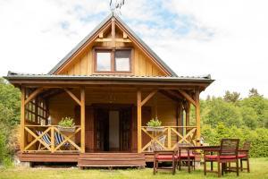 Dom wakacyjny w kratkę