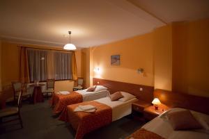 Hotel-Restauracja Spichlerz, Szállodák  Stargard - big - 61